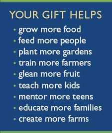 Your Gift Helps